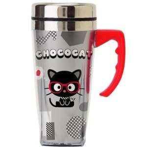 Chococat Stainless Steel Mug Glasses