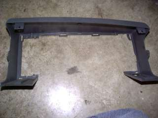 85 89 Chevy Astro CL Van GMC Safari Gauge Cluster Trim