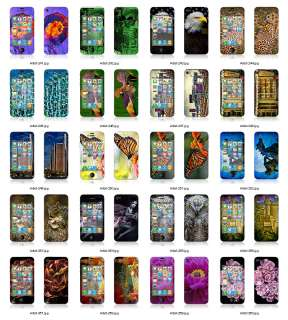 Apple iPhone 4S Protective Skin Decal Cover Christmas Images 100s of