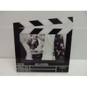 Hollywood Clapboard Frame 6 x 4