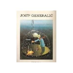 Josip Generalic (crna faza slike crtezi i grafike, Zagreb