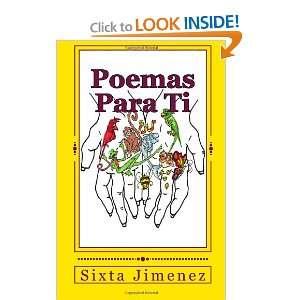 para Ti (Spanish Edition) (9781453833032) Mrs. Sixta Jimenez Books