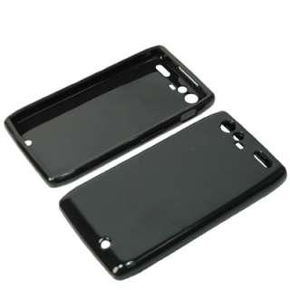 TPU Gel Skin Cover Case For Verizon Motorola Droid RAZR MAXX