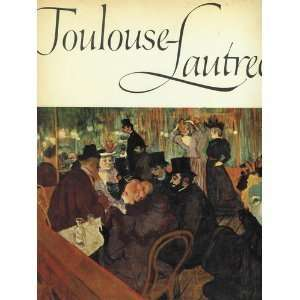 Toulouse Lautrec 16 Beautiful Full Color Prints (an Abrams Art Book