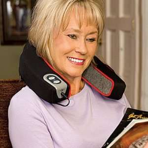 : Heated Neck and Shoulder Muscles Tension Massager: Everything Else