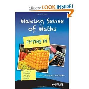 Making Sense of Maths Fitting In. Student Book