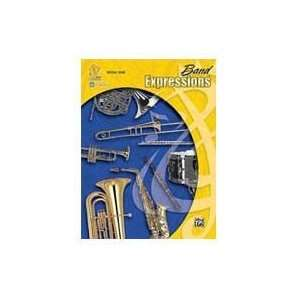 Alfred Band Expressions Book One Student Edition Trumpet Book