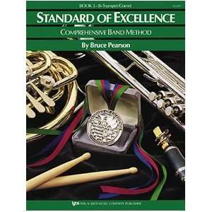 of Excellence Band Method Book 3   Trumpet Musical Instruments
