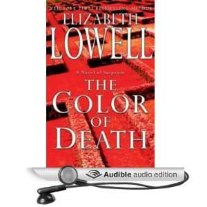 of Death (Audible Audio Edition) Elizabeth Lowell, Maria Tucci Books