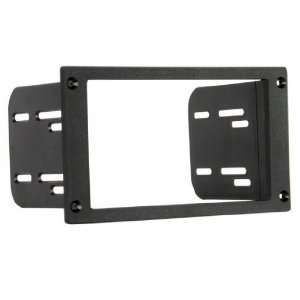 Scosche FD1449B 87 93 Ford Mustang Double Din Kit Car