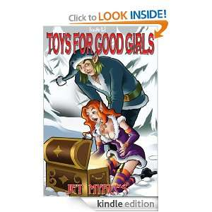Toys for Good Girls (Reindeer Games) Jet Mykles  Kindle