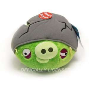8 Angry Birds Helmet Pig with Sound & Officially Case
