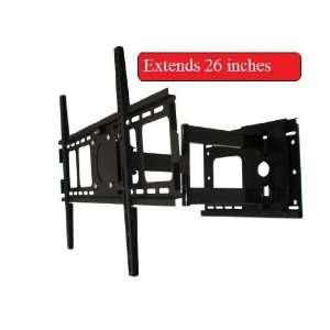 WALL MOUNT BRACKET FOR LCD, PLASMA HDTV 32, 36, 37, 40, 42, 46, 50, 52