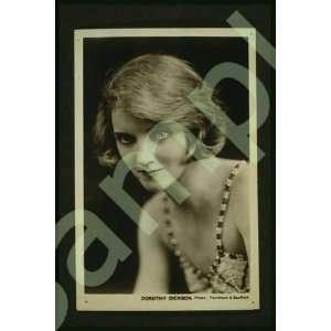 Dorothy Dickson,Ziegfeld Follies,theater actress,singer