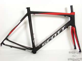 2012 Scott CR1 Pro Carbon Fiber Road Bike Frame 56cm New