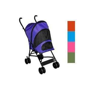 Pet Gear Travel Lite Pet Stroller ocean blue color