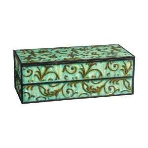 Sterling Industries 51 0454 Scrolling Vine Box Box