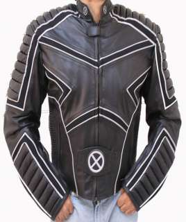 MEN Motorcycle Leather Jacket Racing Leathers Armor