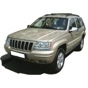 Full Set Custom Chrome Trim Package Jeep Grand Cherokee