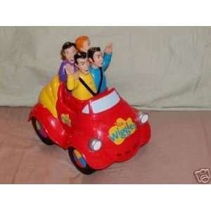Wiggles Big Red Car Toys & Games