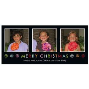 Holiday Photo Cards (Colorful Christmas)