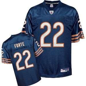 Chicago Bears Matt Forte Replica Team Color Jersey: Sports