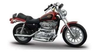 Maisto Harley Davidson diecast motorcycle 118 scale 1997 Sportster