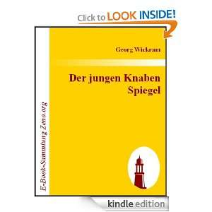 ander eines bauwren Son (German Edition) Georg Wickram