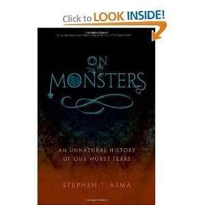 On Monsters byAsma Asma  Books