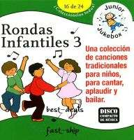 Rondas Infantiles 3 Childrens Spanish Songs CD New