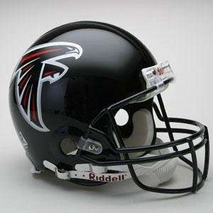 Atlanta Falcons Authentic On Field Helmet   NFL Proline Helmets