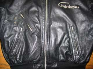 RARE LEGENDARY Harley Davidson Leather Jacket Mens XL~ EUC~