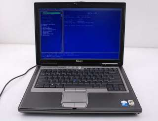 Dell Latitude D620 Laptop for Parts or Repair