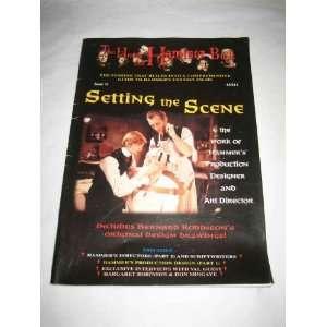 11 1999 Setting Scene Production Designer Art Direct Blackwell Books