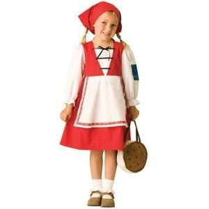Fairytale Classics Gretel Child Costume (Small) Toys