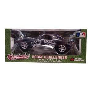 NY Yankees Dodge Challenger