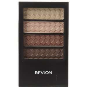 Revlon Colorstay 12 Hour Eye Shadow Quad, 305 Copper Spice