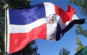 DOMINICAN REPUBLIC Flag 3x5 3 x 5 foot BRAND NEW