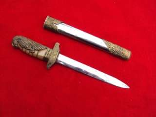 RARE WWII Chinese Air Force dress dagger Flying Tigers.