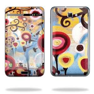 for Samsung Galaxy Note Skins Nature Dream Cell Phones & Accessories