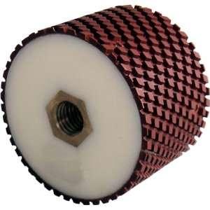 3 Wet Polishing Drum Wheels Grit 400 for Granite/Marble