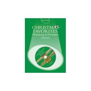 Christmas Favorites   Playalong for Trumpet  Book + CD