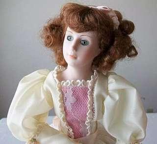 Ashton Drake Rose Porcelain Doll Merri Roderick 12