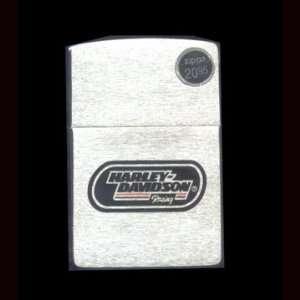 Harley Davidson Chrome Zippo Lighter