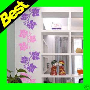 Leaves   Vinyl Wall Decals Stickers Home Decor