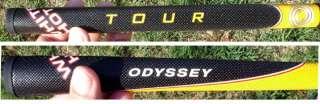 ODYSSEY White Hot TOUR Golf Putter Golf Grip   BRAND NEW   Yellow