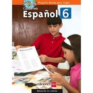 Mundo Para Todos, Cuaderno) (9781933279657) Ediciones SM Books