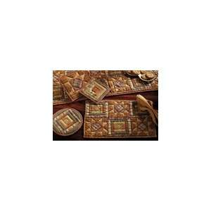 Country 36 Quilted Table Runner