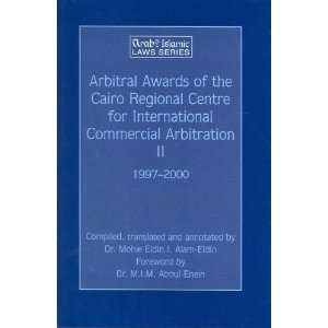 Arab & Islamic Laws) (9789041119469) Mohie Eldin I Alam Eldin Books