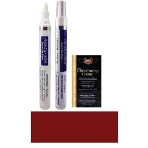 1/2 Oz. Burgundy Pearl Metallic Paint Pen Kit for 1988